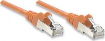 Cablu UTP Intellinet Patchcord UTP Cat.6 3m portocaliu Cabluri Retea