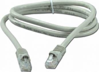 Cablu UTP Nexans  Essential-6 Cat.6 5m Gri Cabluri Retea
