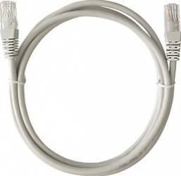 Cablu UTP Gembird cat. 5E 0.5m Alb Cabluri Retea