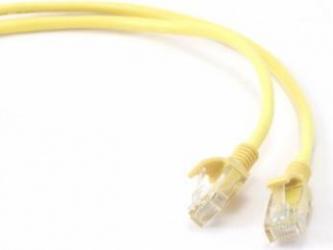 Cablu UTP Patch Cord Cat. 5E Rosu 1m