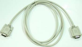 Cablu VGA 15p HD tata - 15p HD tata 200 cm Alb Cabluri Video