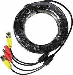 Cablu video si alimentare PNI CCTV 20M Accesorii Camere Supraveghere