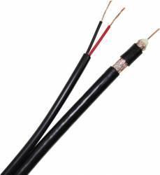 Cablu video si alimentare PNI CCTV-B 1m Accesorii Camere Supraveghere