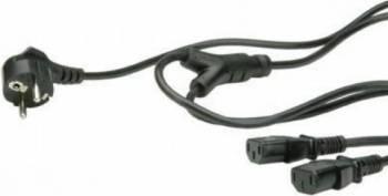 Cablu Y alimentare Negru Cabluri Periferice