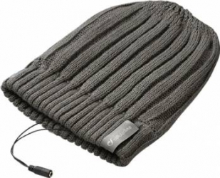 Caciula Stereo Cellularline Music 3.5MM Cu Microfon Gri