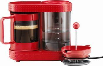 Cafetiera Bodum French Press Bistro Red Cafetiere