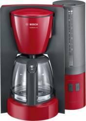 Cafetiera Bosch TKA6A044 1.2l Oprire Automata Program Decalcifiere Rosu Cafetiere