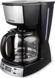 Cafetiera Heinner HCM-D918X 900W 1.8L Timer Functie pastrare cald Negru Cafetiere