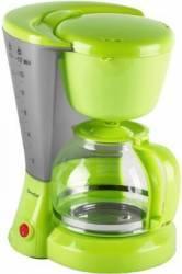 Cafetiera DomoClip DOM163BV 800 W 1.2 l filtru de cafea Verde Cafetiere