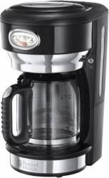 Cafetiera Russell Hobbs 21701-56 1000W 1.25L Oprire automata Sistem anti-picurare Negru Cafetiere