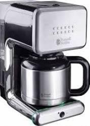 Cafetiera Russell Hobbs Illumina 20181-56 1000 W 1 l 12 cesti NegruArgintiu Cafetiere