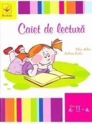 Caiet de lectura clasa 2 - Silvia Mihai Andreea Barbu
