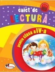 Caiet de lectura clasa 4