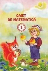 Caiet de matematica 1 - Viorica Babov