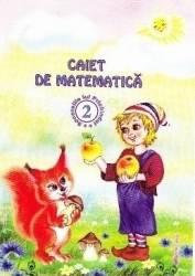 Caiet de matematica 2 - Viorica Babov