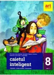 Caietul inteligent Clasa 8 Sem.1 Literatura. Limba Romana. Comunicare ed.2017 - Florin Ionita