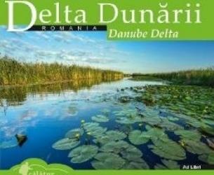 Calator prin tara mea. Delta Dunarii - Mariana Pascaru Florin Andreescu