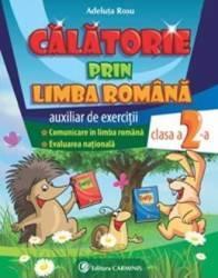 Calatorie prin limba romana cls 2 - Adeluta Rosu title=Calatorie prin limba romana cls 2 - Adeluta Rosu