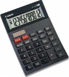 Calculator de birou Canon AS-120 Dark grey Calculatoare de birou