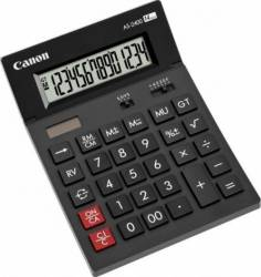Calculator de birou Canon AS-2400 Dark grey Calculatoare de birou