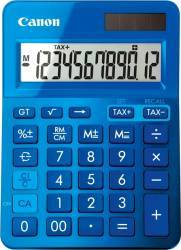 Calculator de birou Canon LS-123K Blue Calculatoare de birou