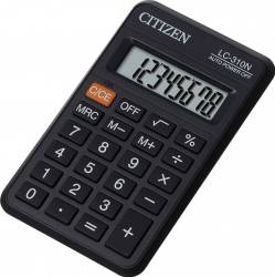 Calculator de birou Citizen LC310N Black Calculatoare de birou