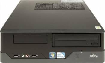 Desktop Refurbished Fujitsu Siemens E400 SFF i3-2120 4GB 160GB Calculatoare Refurbished