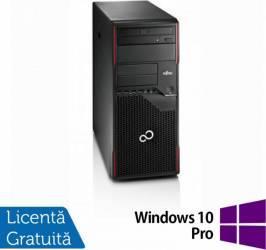 Desktop FUJITSU SIEMENS Esprimo P710 G2020 4GB 500GB Win 10 Home Calculatoare Refurbished
