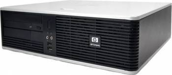 Desktop HP DC5800 SFF Intel Core 2 Duo E8500 4GB 250GB Calculatoare Refurbished