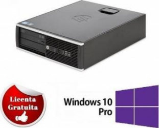 Desktop HP Elite 8200 i5-2500 4GB 500GB Win 10 Pro Calculatoare Refurbished