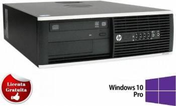 Desktop HP Elite 8300 i5-3470 4GB 250GB Win 10 Pro Calculatoare Refurbished