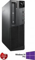 Desktop Lenovo ThinkCentre M92p i7-3770 8GB 500GB Win 10 Pro Calculatoare Refurbished