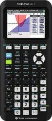 Calculator stiintific Texas Instruments TI-84 Plus CE-T cu Grafic