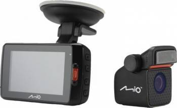 Camera Auto DVR Mio MiVue 698 Dual Resigilat Camere Video Auto