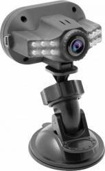 Camera Auto Media-Tech MT4045 cu Infrarosu FullHD 1080p Gri Camere Video Auto
