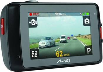 Camera Auto Mio Mivue 658 Touch FullHD GPS WiFi Camere Video Auto