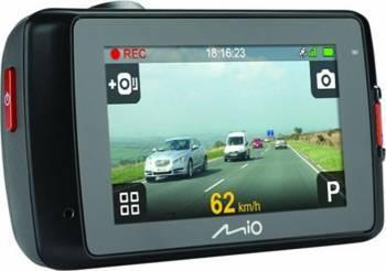 Camera Auto Mio Mivue 658 Touch Fullhd Gps Wifi Bonus Odorizant Auto Smailo