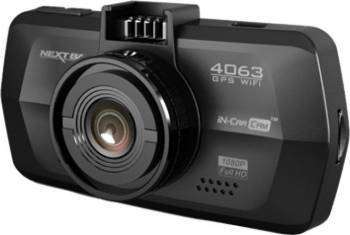 "Camera Auto Next Base iN-Car Cam 4063 2.7"" Full HD Wi-Fi Camere Video Auto"