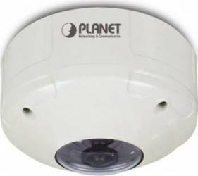 Camera de supraveghere IP Planet ICA-8350 3MP Vandalproof Fish-Eye Camere de Supraveghere