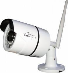 Camera de supraveghere IP Wireless Media-Tech MT4059 1080P Exterior Camere de Supraveghere