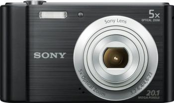 Aparat Foto Digital Sony Cyber-Shot W800 Neagra