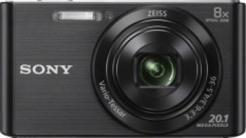 Aparat Foto Digital Sony CyberShot DSC-W830 Neagra