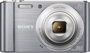 Aparat Foto Digital Sony CyberShot DSC-W810 Argintiu