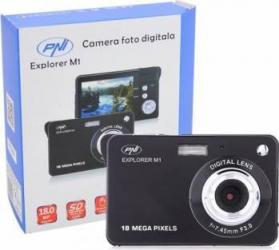 Camera Foto Digitala Compacta PNI Explorer M1 18MP Aparate foto compacte
