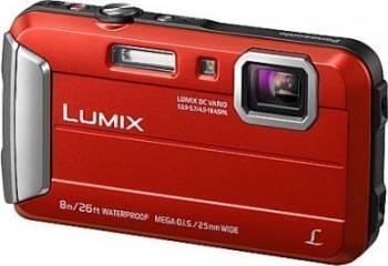 Aparat Foto Digital Panasonic DMC-FT30EP-R Rosu Aparate foto compacte