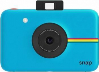 Camera Foto Polaroid Instant Snap Digital 10MP Blue Aparate foto compacte