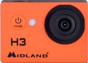 Camera pentru sporturi extreme Midland H3 HD Ready Action Camera