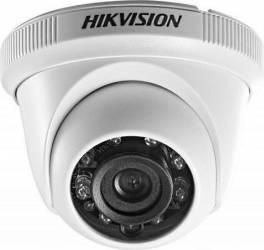 Camera supraveghere Hikvision DS-2CE56C0T-IRP(2.8mm) IR Turret Camere de Supraveghere
