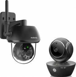Camera supraveghere video de exterior Scout 73 HD Motorola Monitorizare bebelusi
