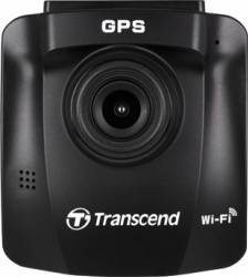 Camera Video Auto Transcend DrivePro 230 Full HD GPS Wi-Fi (suport cu adeziv) + Card De Memorie microSD 16GB Camere Video Auto